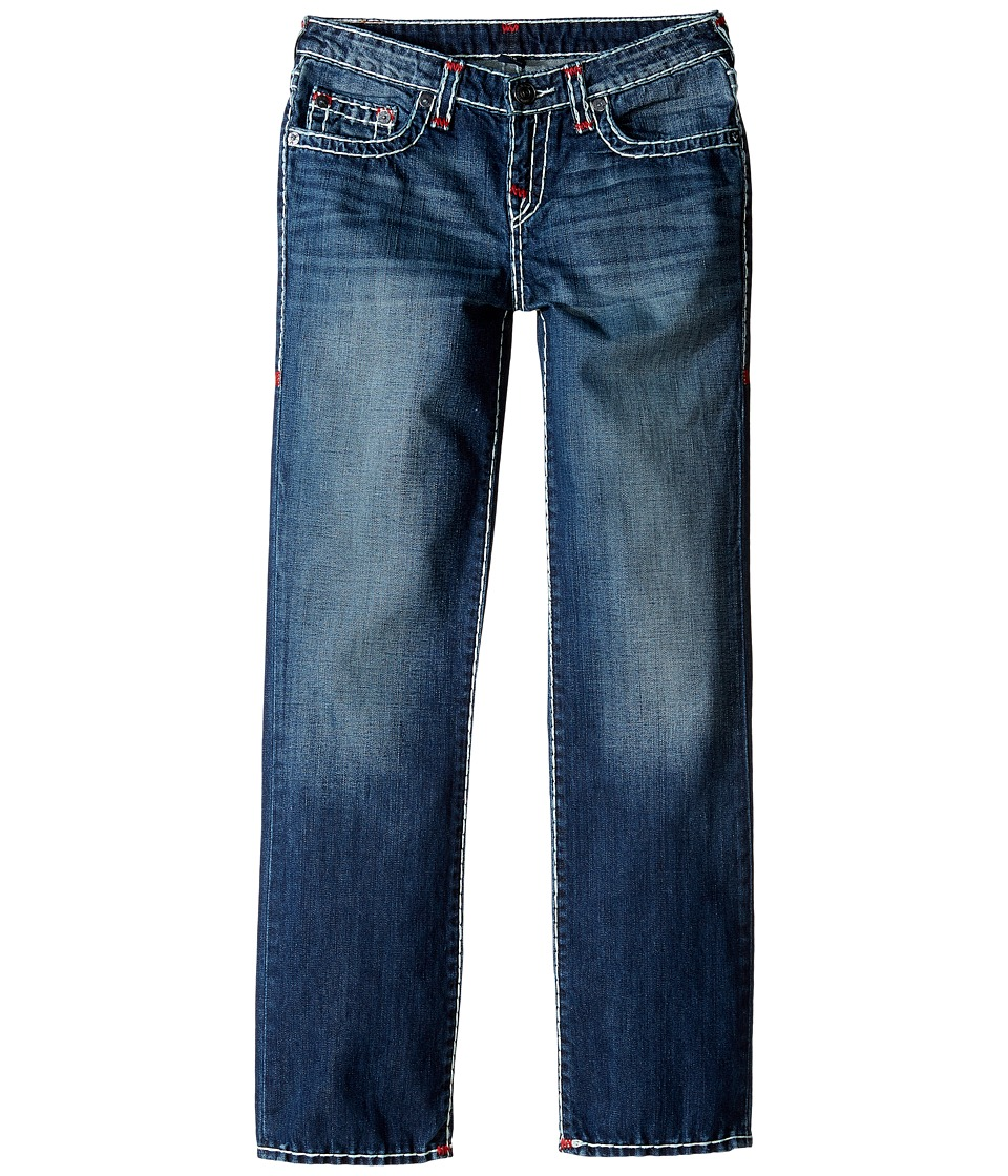 True Religion Kids - Ricky Super T Jeans in Grand Wash (Big Kids) (Grand Wash) Boy's Jeans