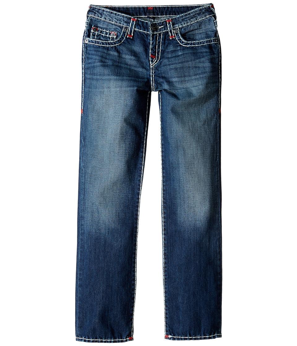 True Religion Kids Ricky Super T Jeans in Grand Wash (Big Kids) (Grand Wash) Boy
