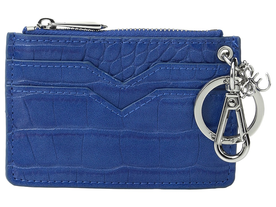 Sam Edelman - Coin Purse (Ink Croco Leather) Coin Purse