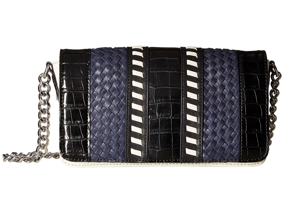 Sam Edelman - Hanna Boy Bag (Navy Multi) Handbags