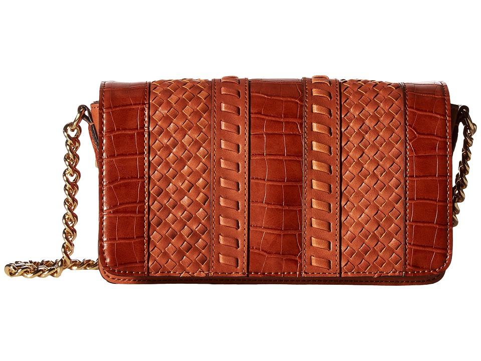 Sam Edelman - Hanna Boy Bag (Cinnamon) Handbags