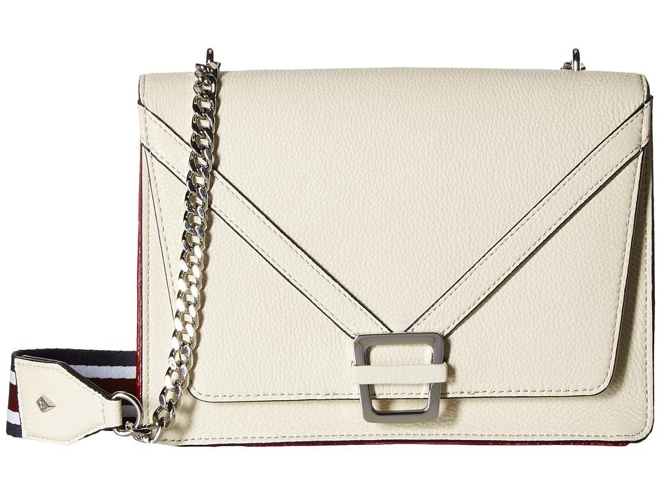 Sam Edelman - Madeline Shoulder (Winter White Leather) Shoulder Handbags