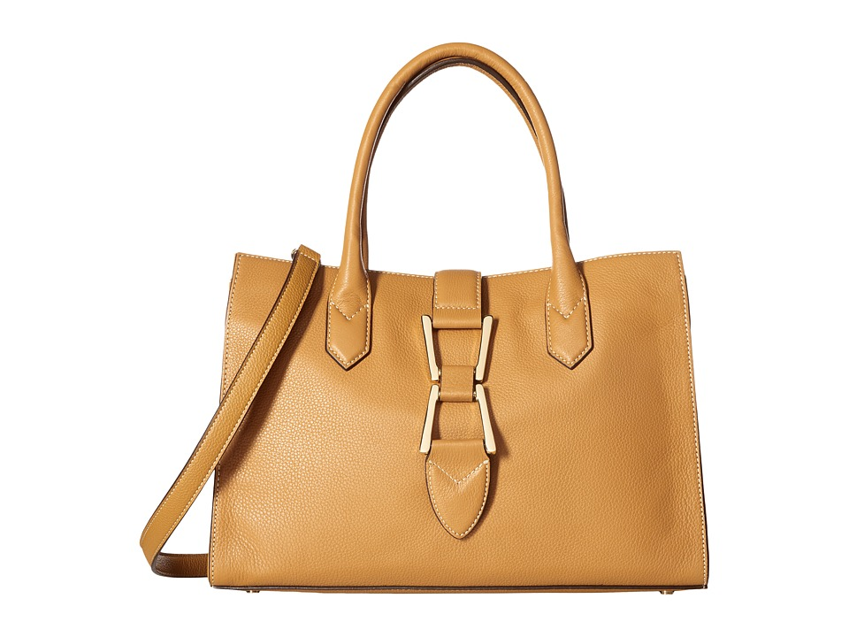 Sam Edelman - Ellen Tote (Saddle Leather) Tote Handbags
