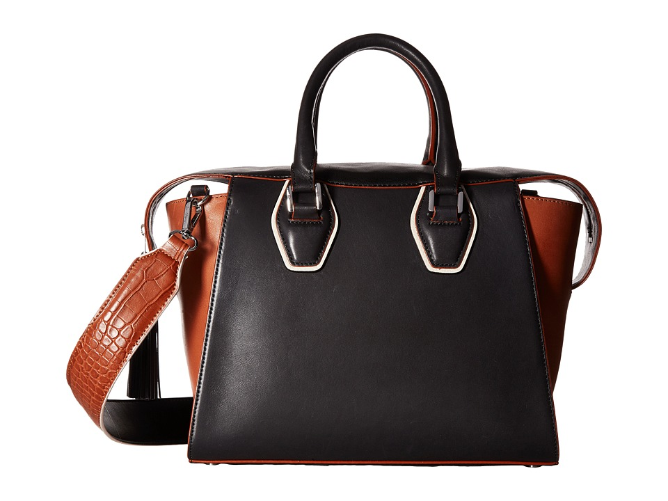 Sam Edelman - Jodie Tote (Black Multi Leather) Tote Handbags