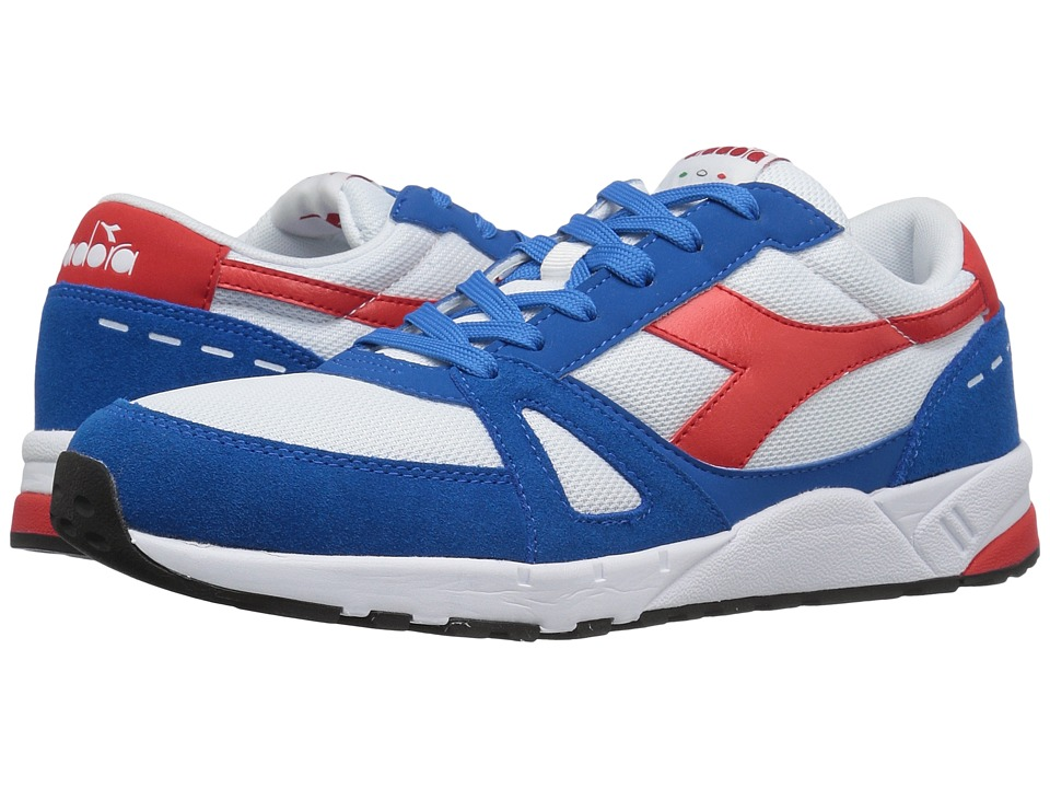 Diadora - Run 90 (White) Men's Shoes
