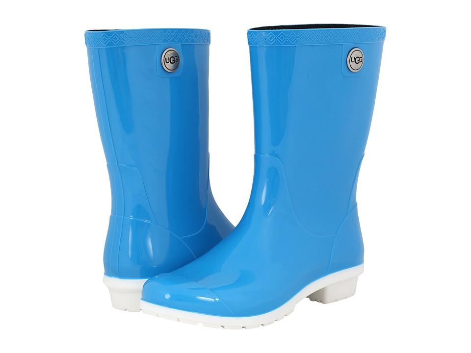 UGG - Sienna (Neon Blue) Women's Boots