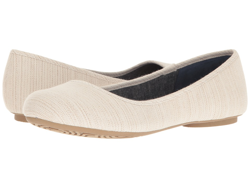 Dr. Scholl's - Friendly (Tapioca Daydreamer Canvas) Women's Shoes