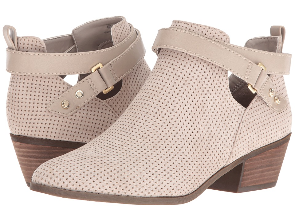 Dr. Scholl's - Baxter (Taupe Perf Microsuede) Women's Shoes