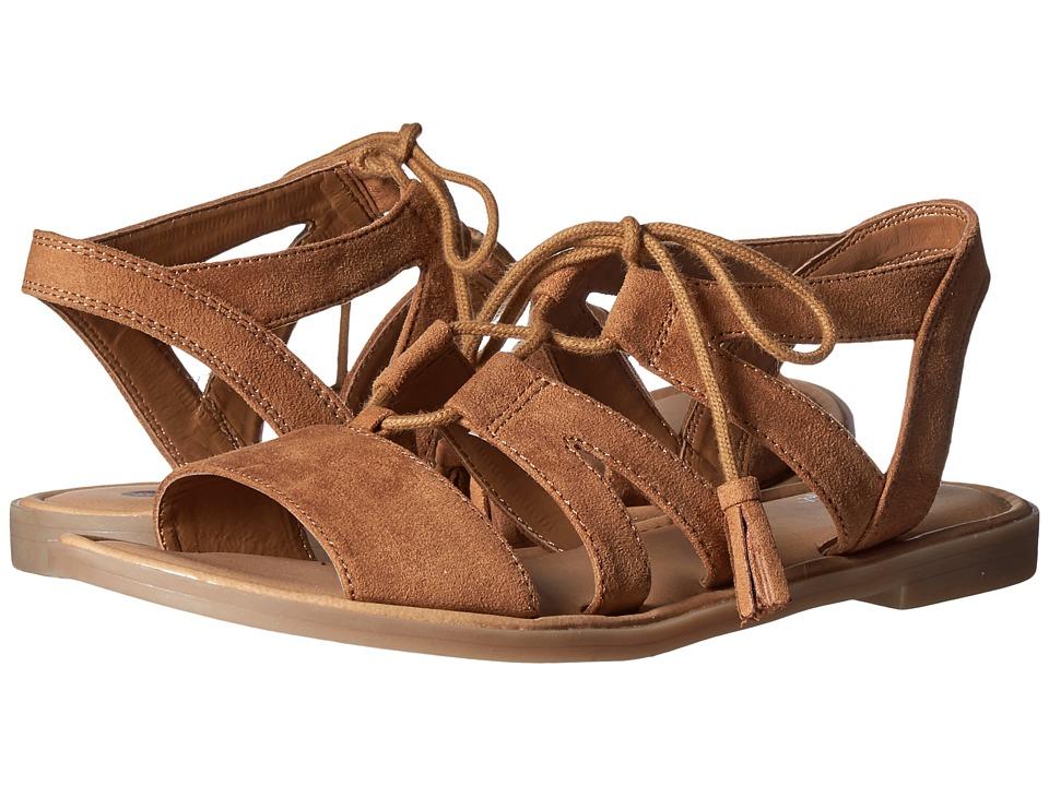 Dr. Scholl's - Encourage (Carmel Microsuede) Women's Shoes