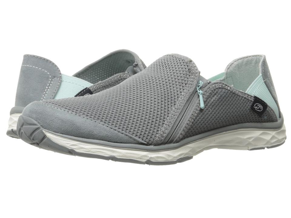 Dr. Scholl's - Anna Zip (Monument Luna Knit) Women's Shoes