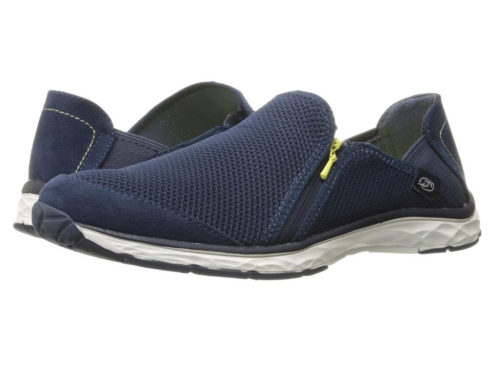 Dr. Scholl's - Anna Zip (Navy Luna Knit) Women's Shoes