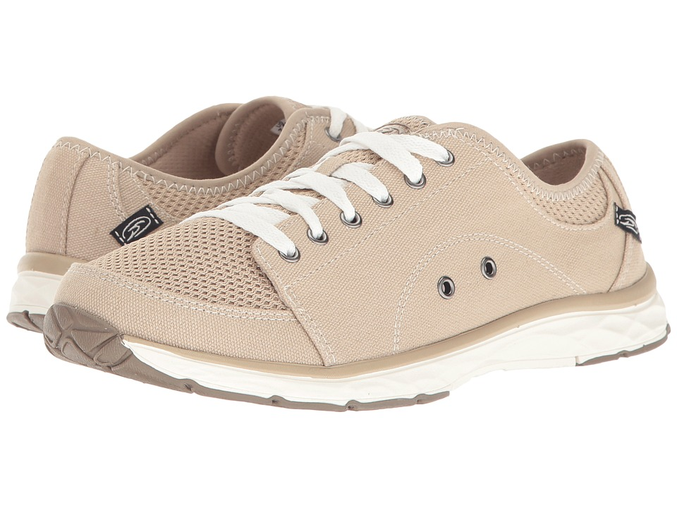 Dr. Scholl's - Anna (Taupe Canvas) Women's Shoes