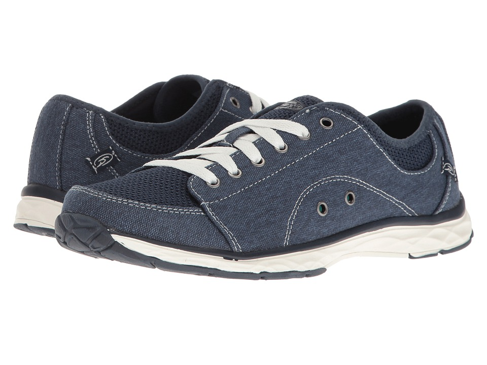 Dr. Scholl's - Anna (Navy Canvas) Women's Shoes
