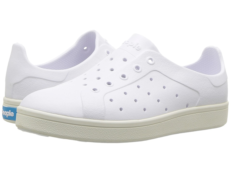 People Footwear - Ace (Toddler/Little Kid) (Yeti White/Picket White) Shoes