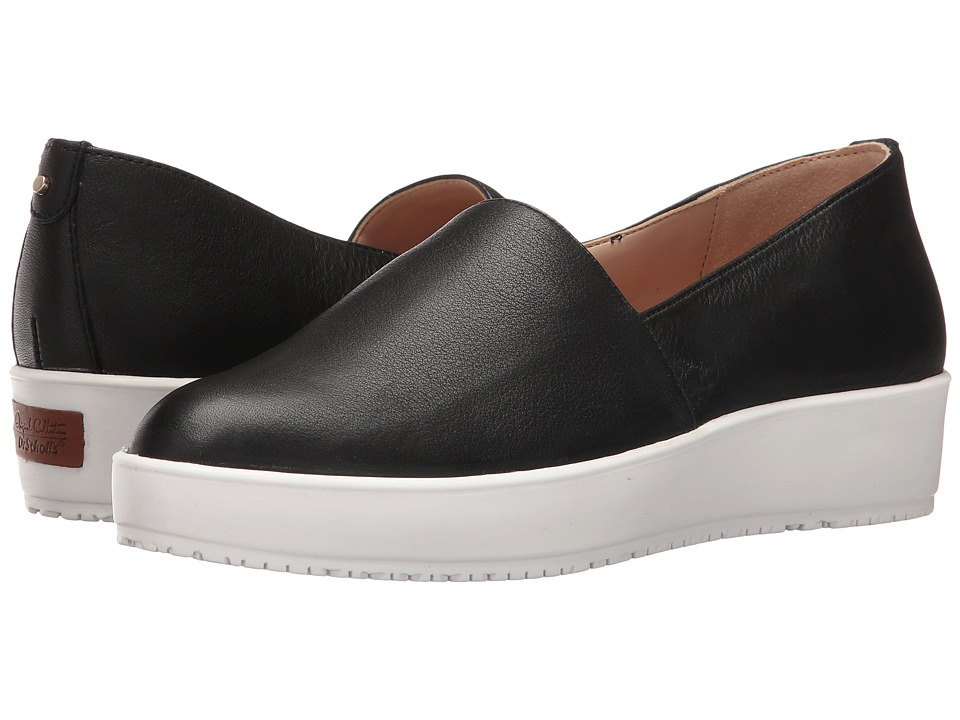 Dr. Scholl's - Beatrice - Original Collection (Black Leather) Women's Shoes