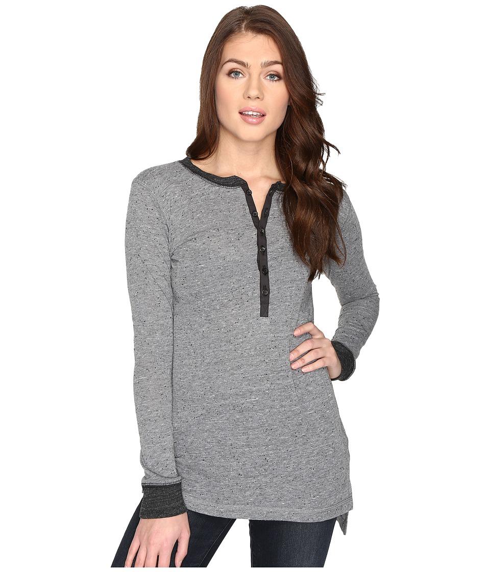 Alternative - Woodlands Eco-Nep Jersey Tunic (Eco Black) Women's Clothing