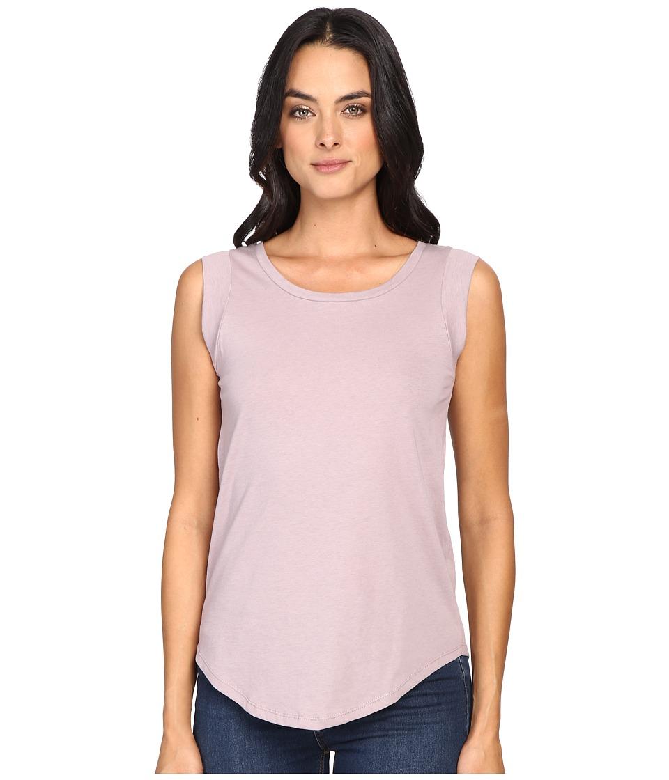 Alternative - Cap Sleeve Crew (Shadow Rose) Women's T Shirt