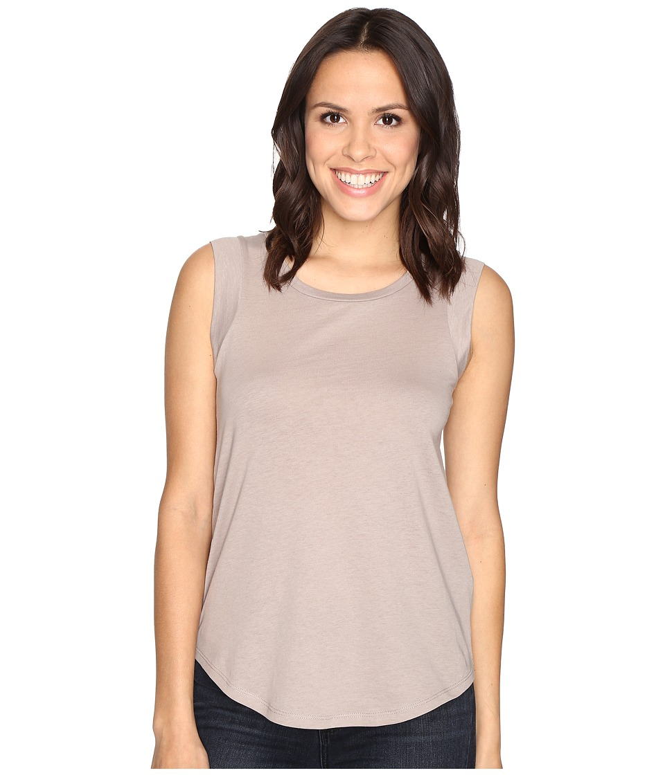 Alternative - Cap Sleeve Crew (Hazelnut) Women's T Shirt