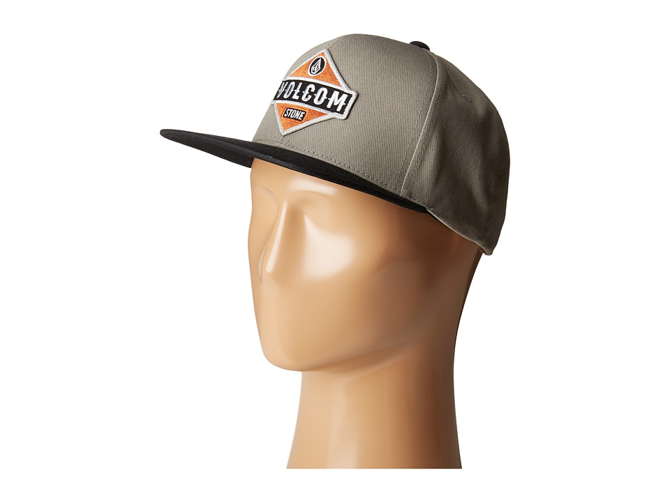 Volcom - Cresticle (Dusk Grey) Caps