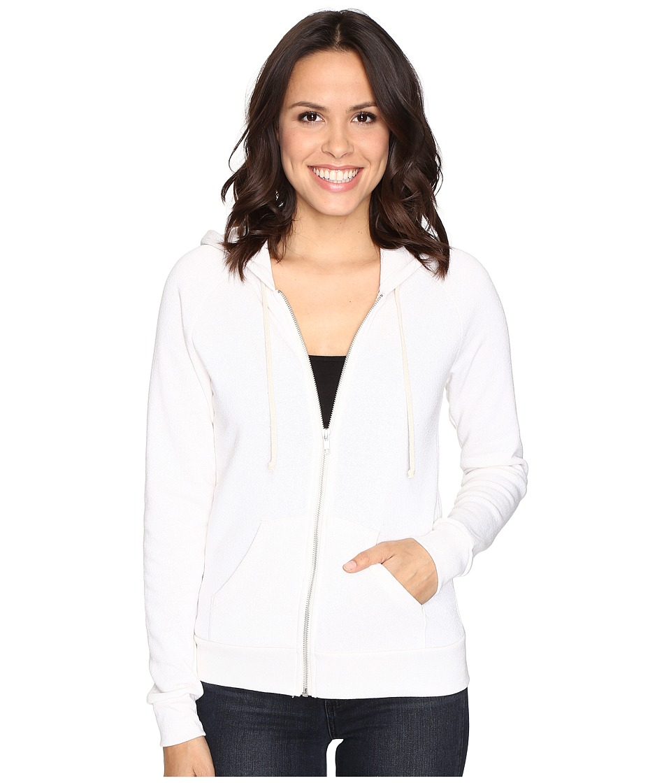 Alternative - Adrian Hoodie (Eco Ivory) Women's Sweatshirt