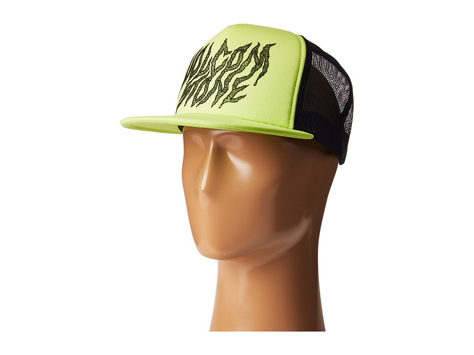 Volcom - Bad Brad Cheese Hat (Poison Green) Caps