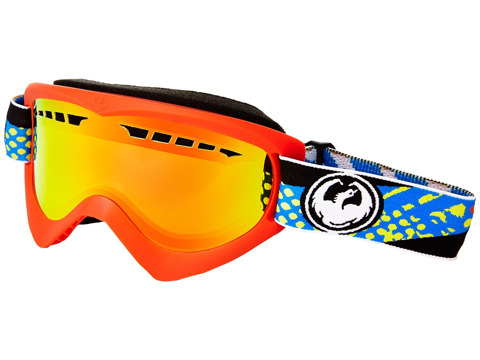 Dragon Alliance - DX (Future/Yellow Red Ion) Snow Goggles