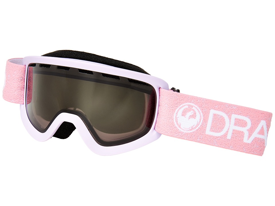 Dragon Alliance - Lil D (Light Pink/Smoke) Goggles