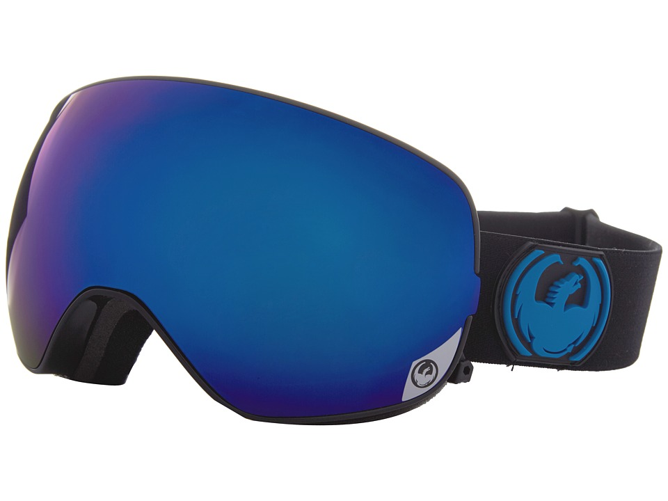 Dragon Alliance - X1S (Energy Scarlet/Red Ion/Yellow Blue Ion) Snow Goggles