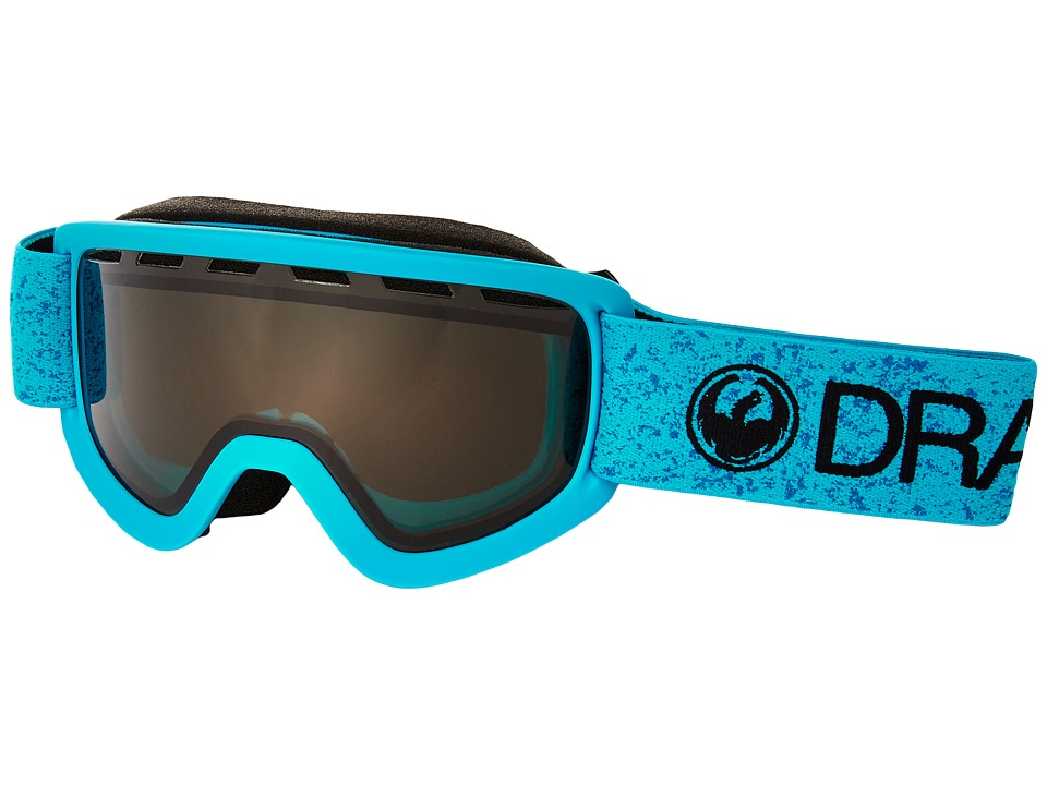 Dragon Alliance - Lil D (Blue/Smoke) Goggles