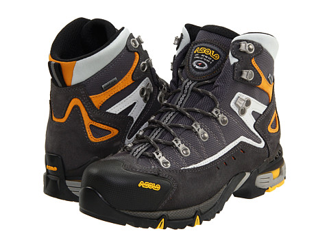 Asolo - Flame GTX (Graphite/Gunmetal) Men's Hiking Boots