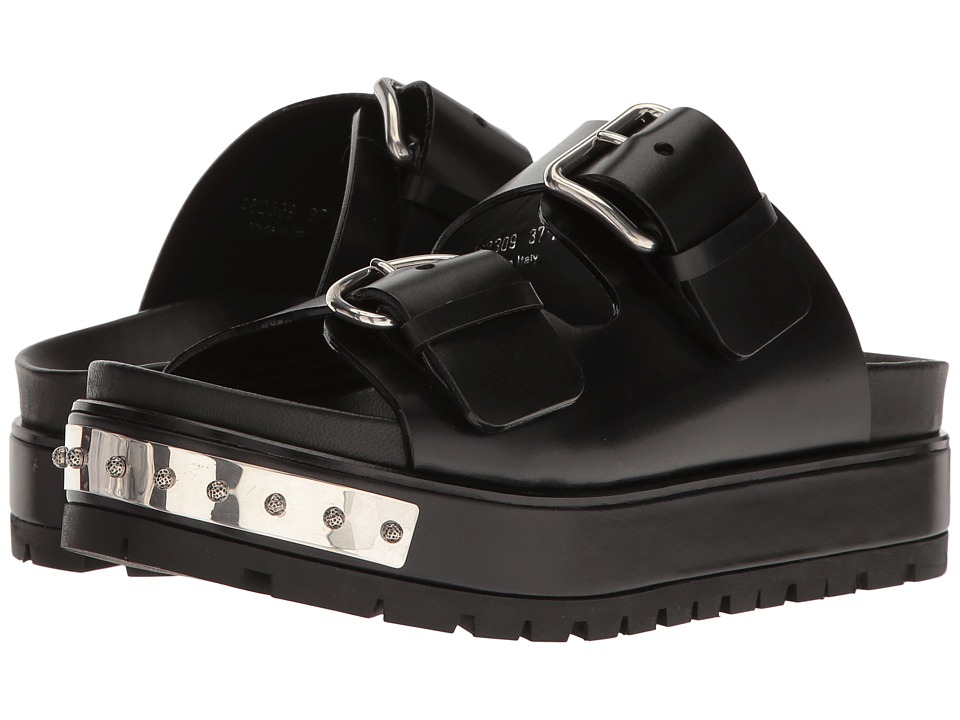Alexander McQueen - Sandal (Black) Women's Dress Sandals