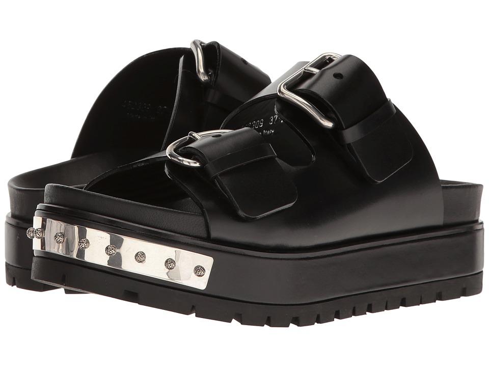 Alexander McQueen - Sandal (Black) Women's Dress Sandals