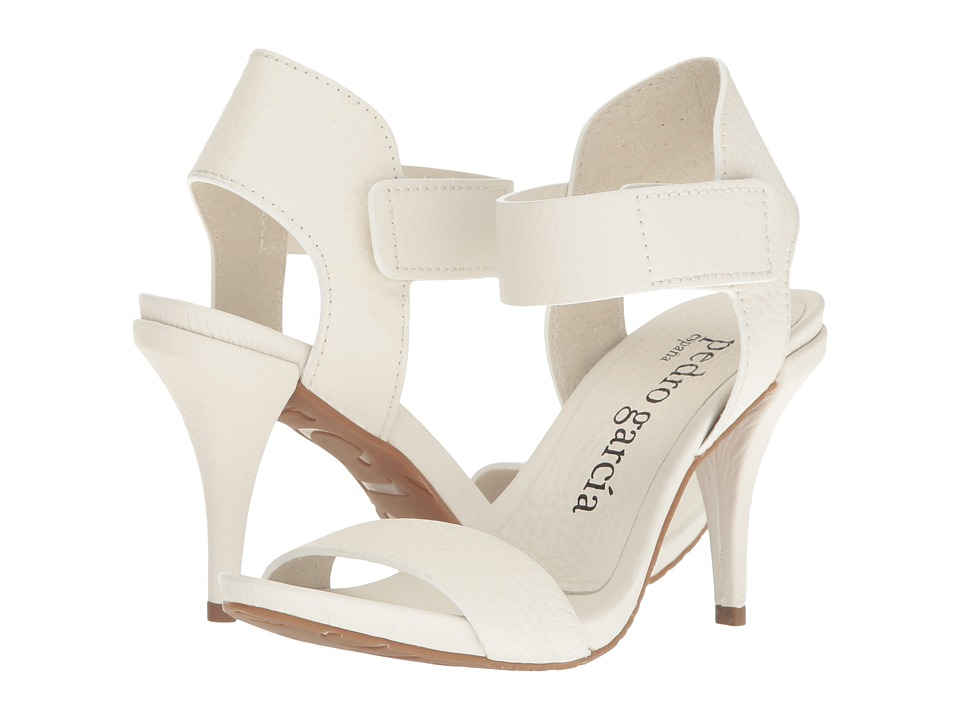 Pedro Garcia - Yola (White Cervo) High Heels