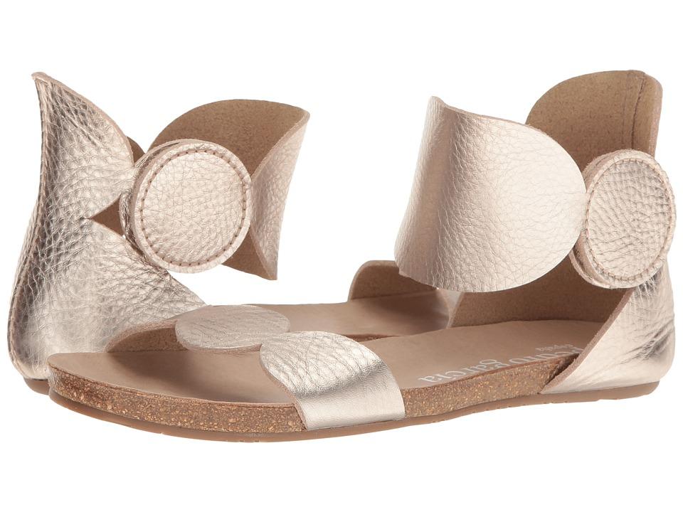 Pedro Garcia - Joed (Sirocco Cervo Lame) Women's Sandals