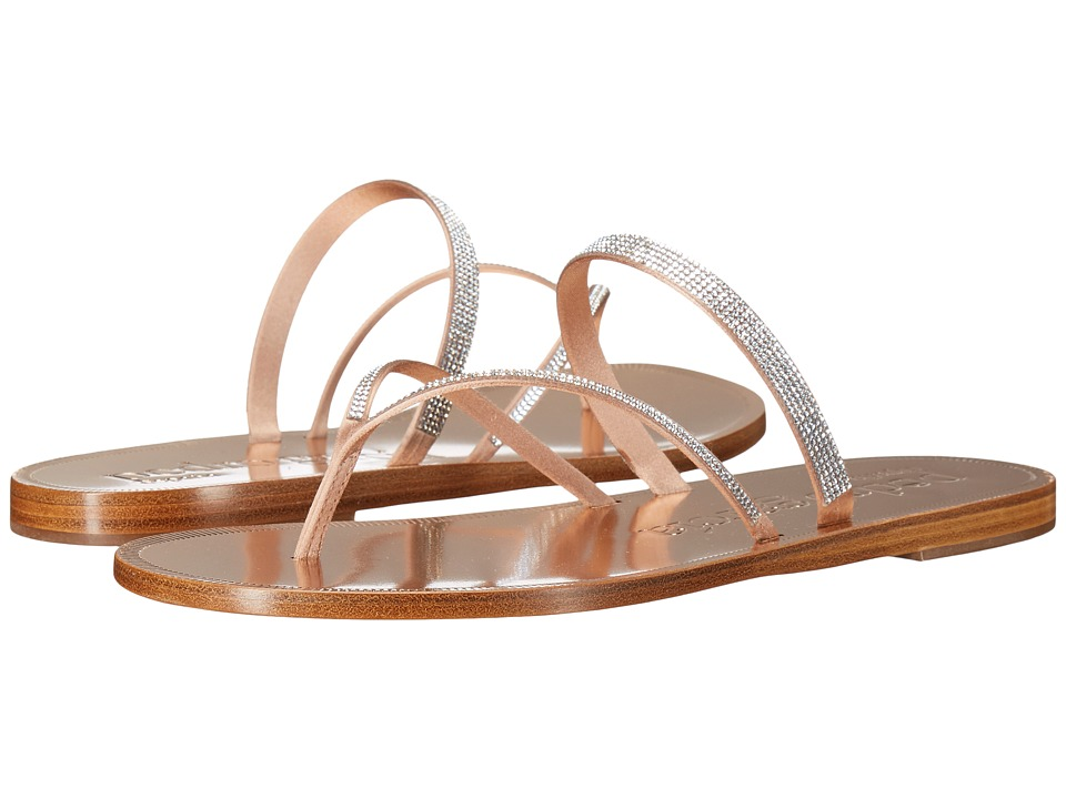 Pedro Garcia - Ilsa (Quartz Satin) Women's Sandals