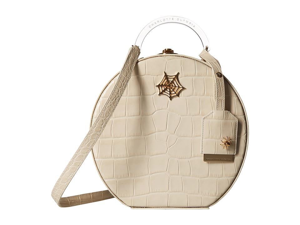 Charlotte Olympia - Atkinson (Blush) Handbags