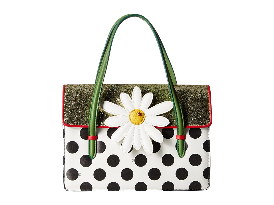 Charlotte Olympia - Botanical Bag (Multicolour) Handbags