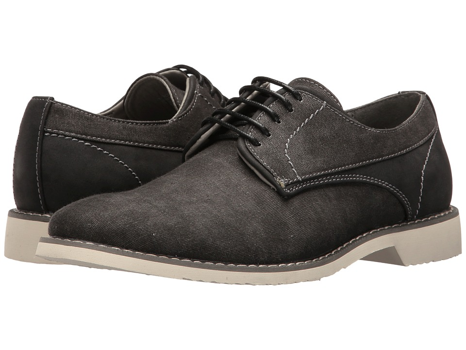 Steve Madden - Facet (Black) Men's Shoes