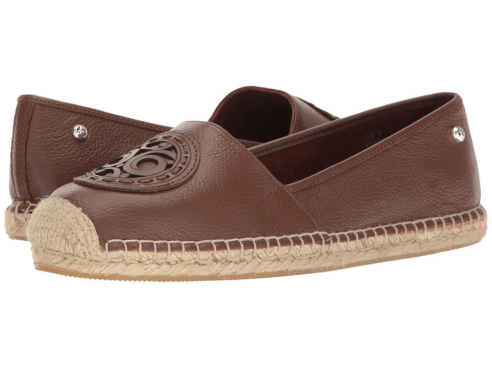 Brighton - Groove (Caramel) Women's Flat Shoes