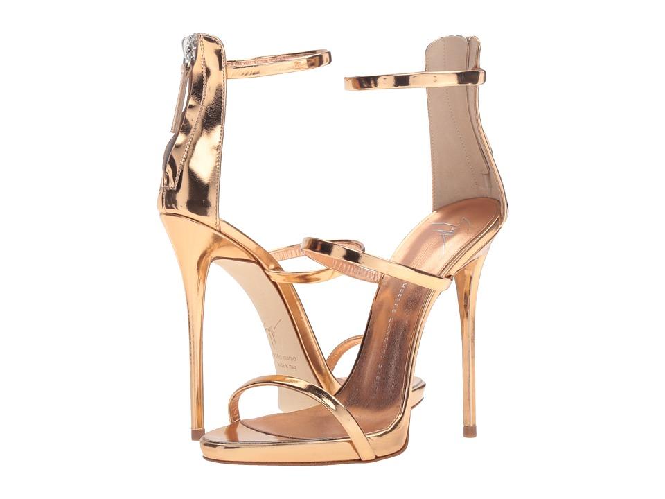 Giuseppe Zanotti - E70019 (Shooting Ramino) Women's Shoes