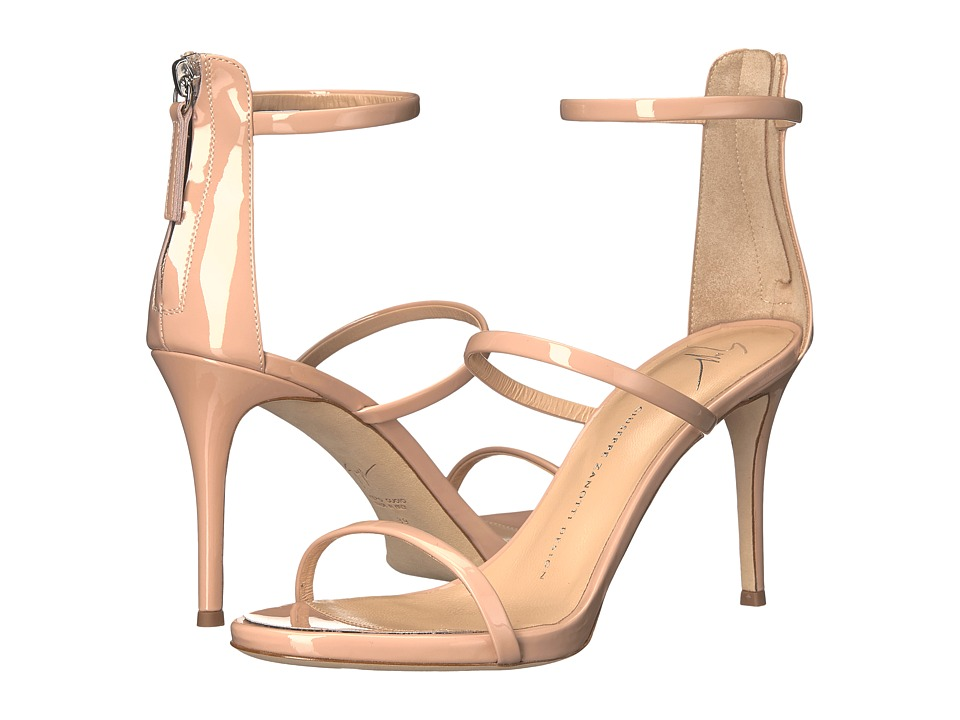 Giuseppe Zanotti - E70092 (Vernice Blush) Women's Shoes