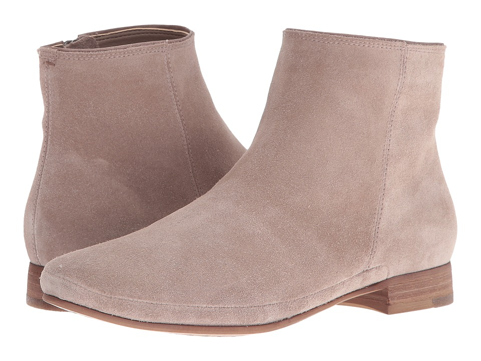 Dolce Vita - Taj (Taupe Suede) Women's Shoes