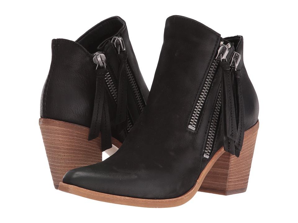 Dolce Vita - Wade (Black Nubuck) Women's Shoes