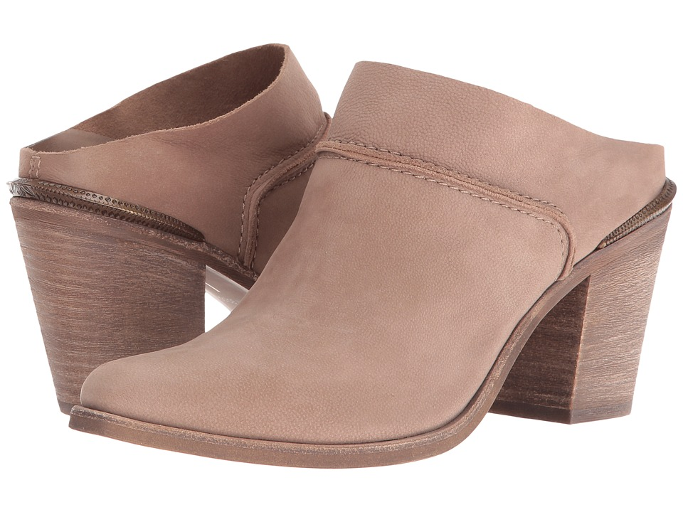 Dolce Vita - Wes (Light Taupe Nubuck) Women's Shoes
