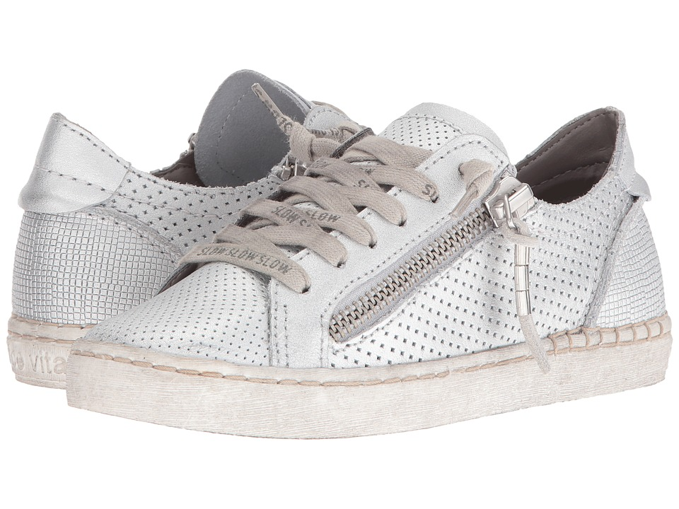 Dolce Vita - Zombie (Silver Leather) Women's Shoes