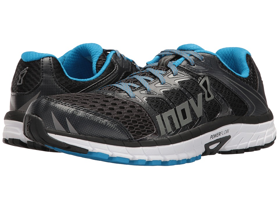 inov-8 Road Claw 275 (Black/White/Blue) Men