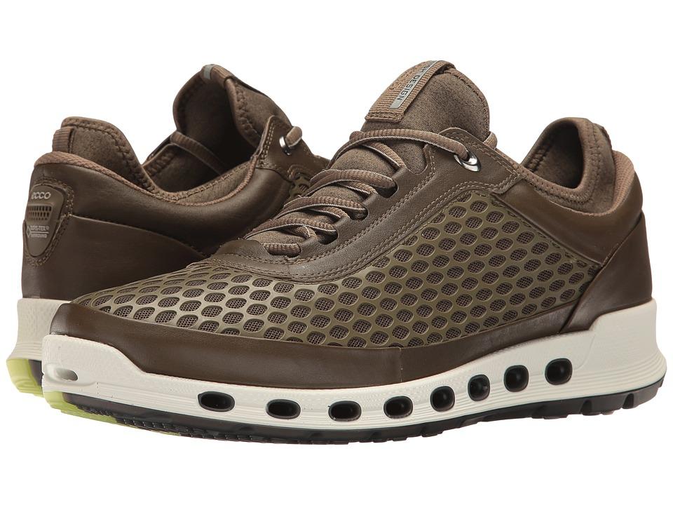 ECCO Sport - Cool 2.0 Textile GTX (Tarmac/Tarmac) Men's Lace up casual Shoes