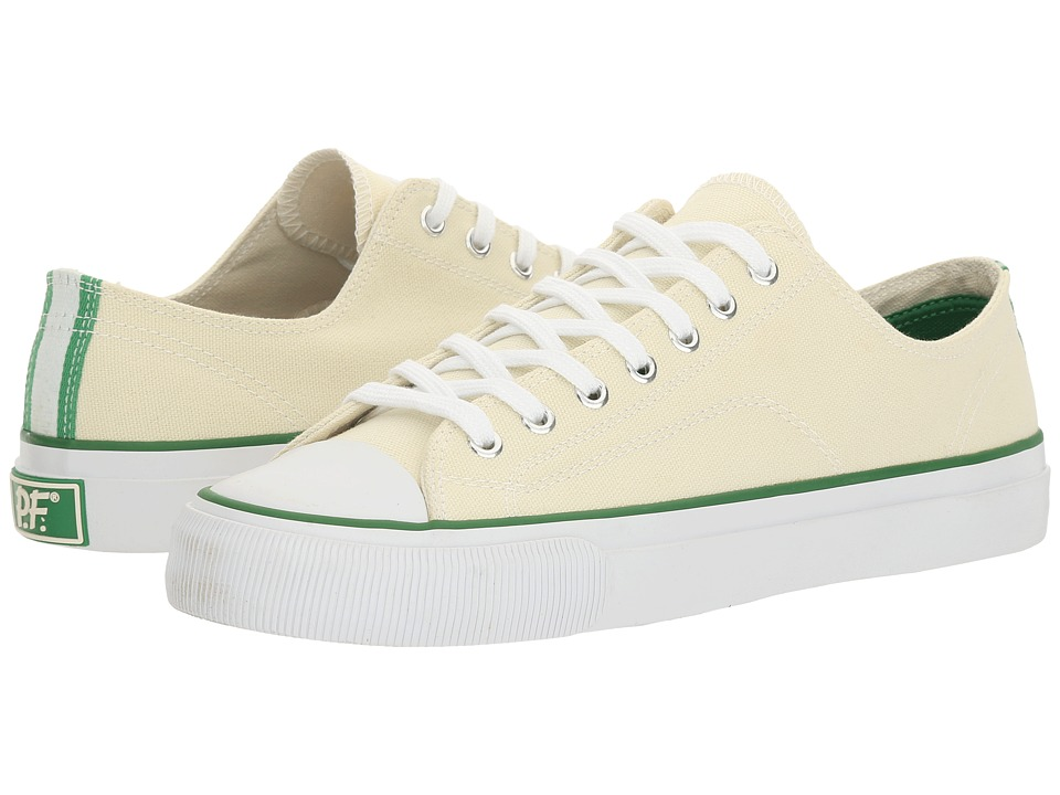 PF Flyers - All-American Center Lo (Natural) Men's Shoes