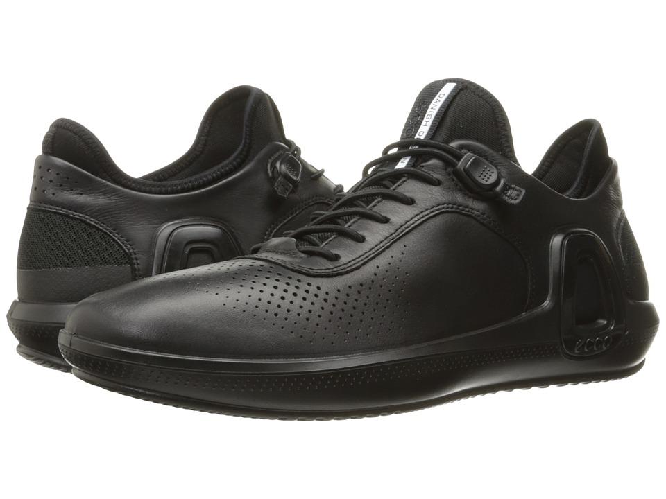 ECCO Sport Intrinsic 3 Leather (Black) Men