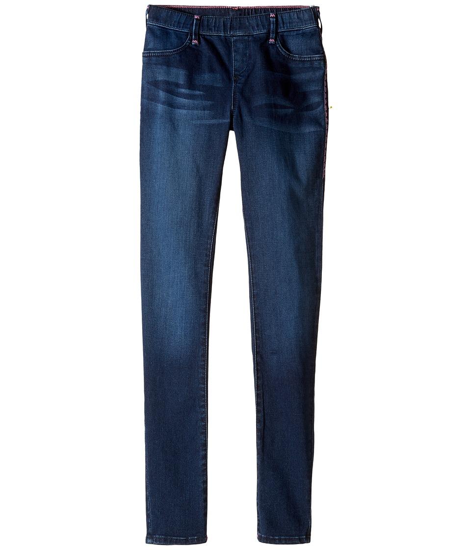 True Religion Kids - Casey Leggings (Big Kids) (Lexington Wash) Boy's Casual Pants